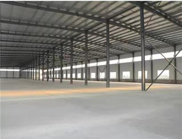 陕西钢结构厂房工程