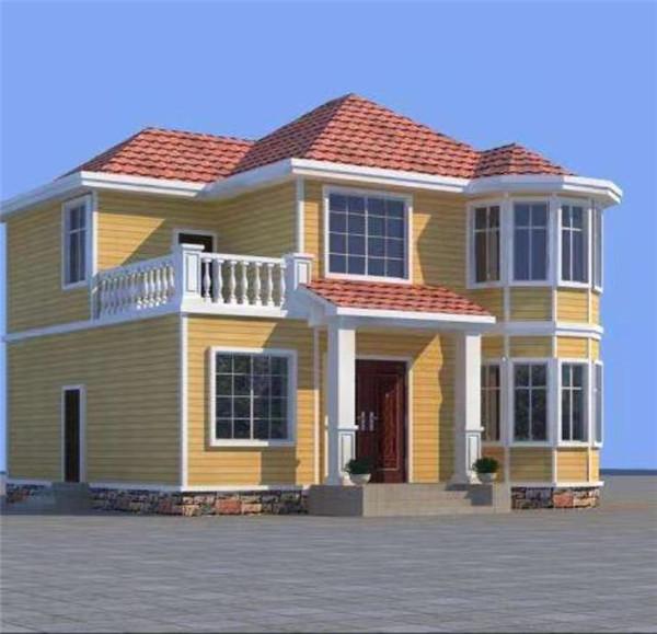 轻钢别墅的各个结构用什么材料?你知道吗?