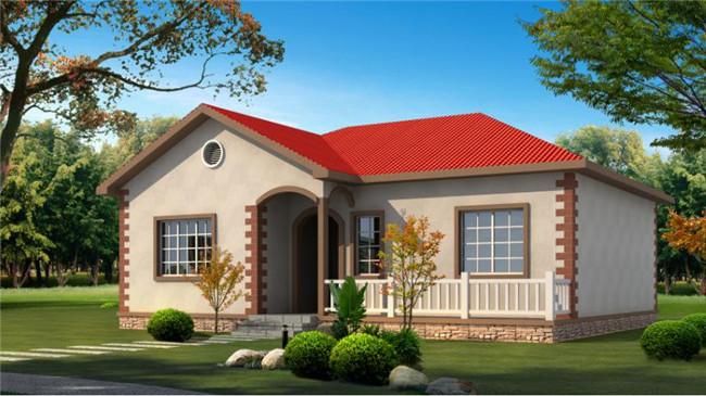 轻钢别墅搭建详细案例,看透轻钢别墅建筑本质