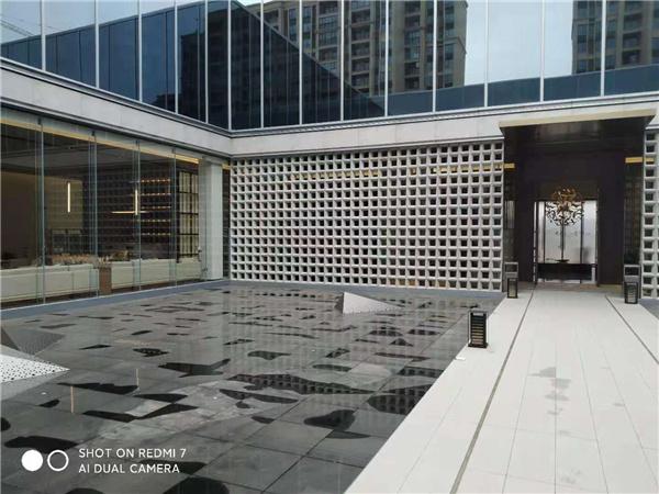 南德·玉翠澜园施工现场