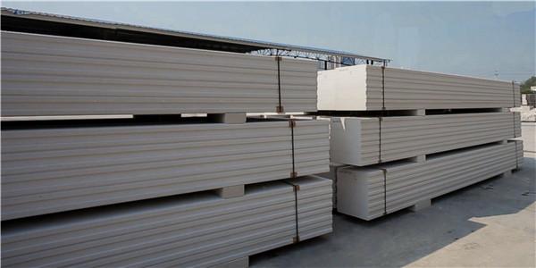 蒸压加气混凝土装配式墙板