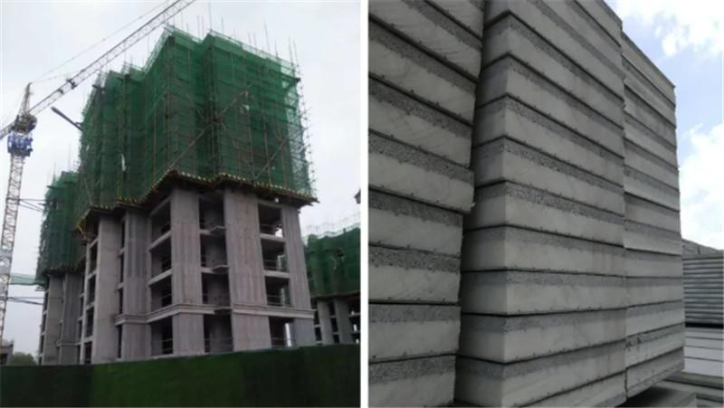 免拆复合保温模板相较于传统保温的八大优势