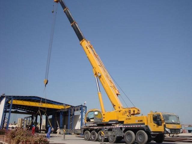 精密設備吊裝現場的圍蔽管理有哪些要求?