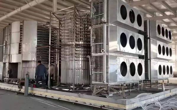河南速冻隧道