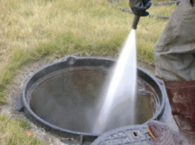清洗管道高压管道疏通车工作原理