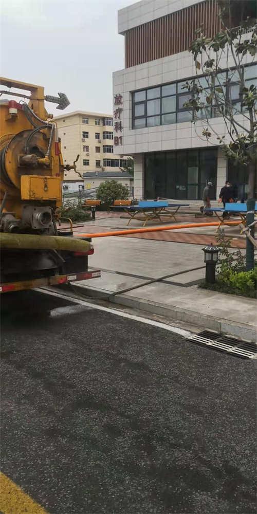 渭南某医院清理疏通