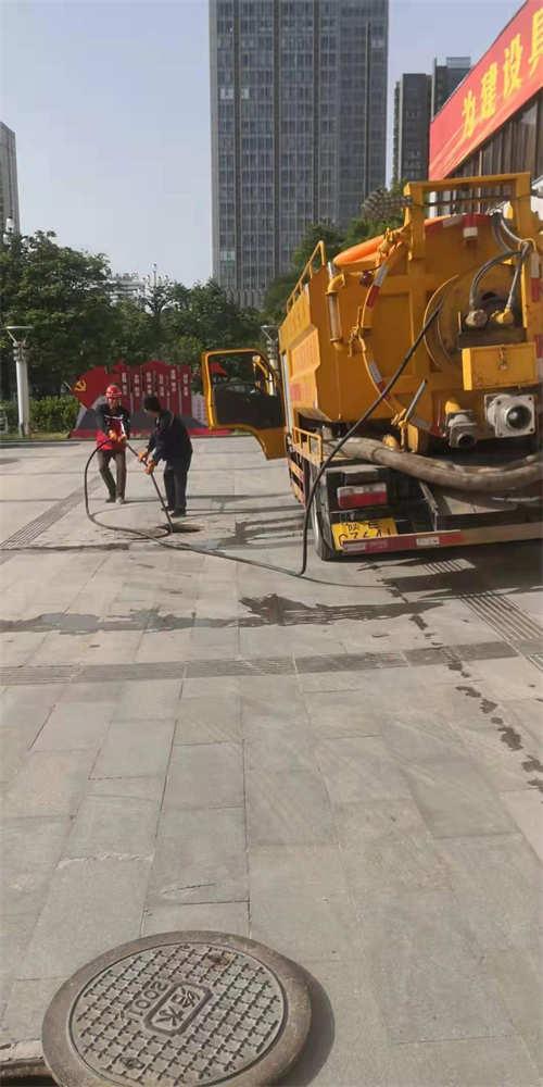 渭南供电局清理疏通
