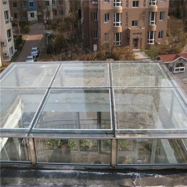 陕西玻璃幕墙安装