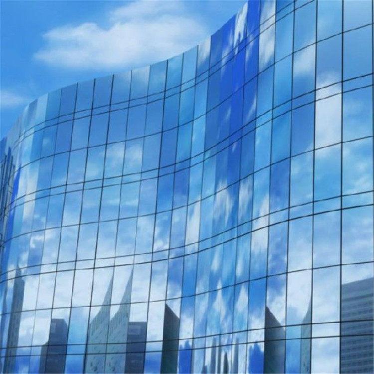 安装玻璃幕墙前要做哪些准备工作?陕西玻璃幕墙厂的分享可以看看