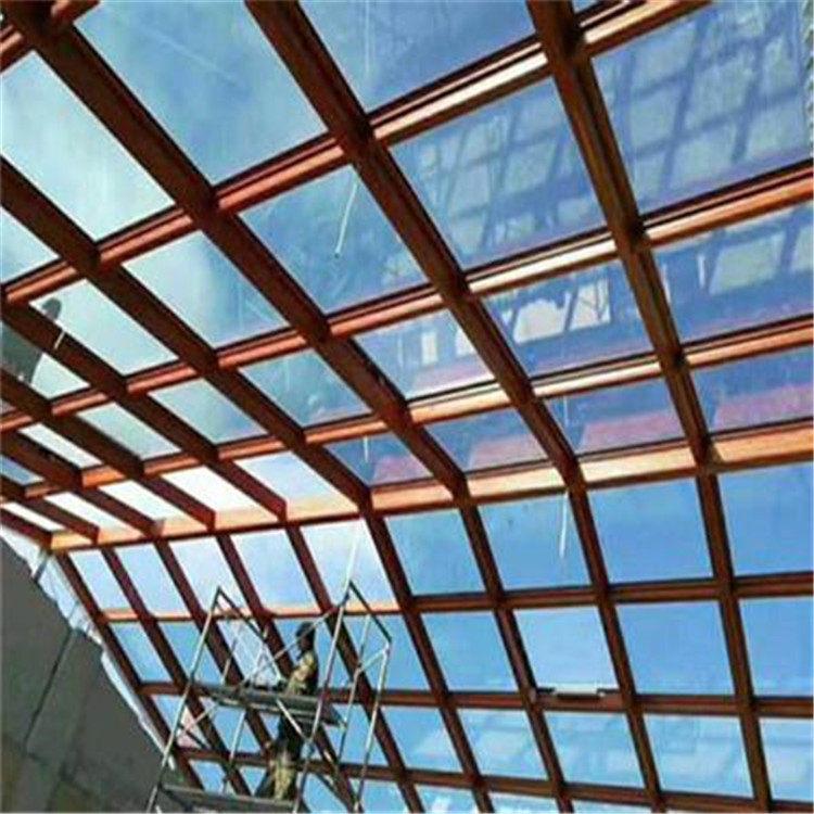 快来看看,陕西玻璃幕墙厂给大家分享隐框玻璃幕墙分类及特点吧