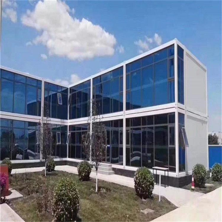 陕西玻璃幕墙厂带大家正确认识玻璃幕墙的优缺点