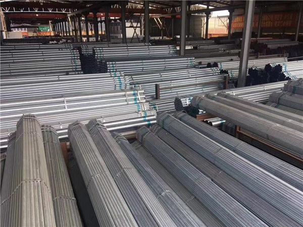 钢管生产的生产流程是怎样的?陕西钢管批发厂家告诉你
