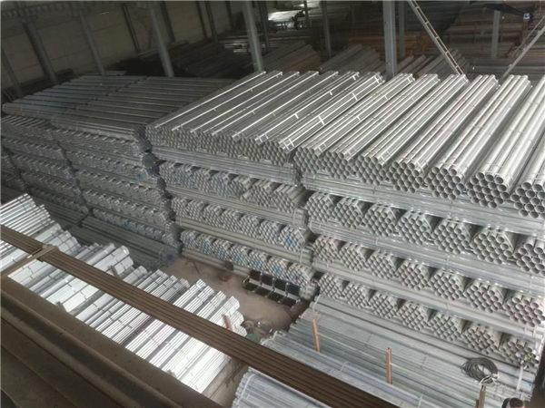 镀锌钢管和无缝钢管的区别