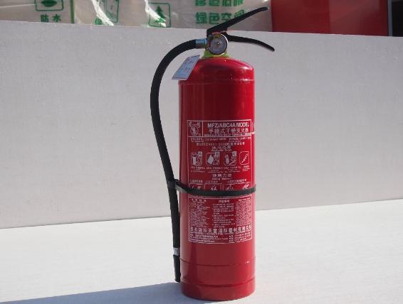 生活中常见的消防器材,这些知识大家都知道吗?