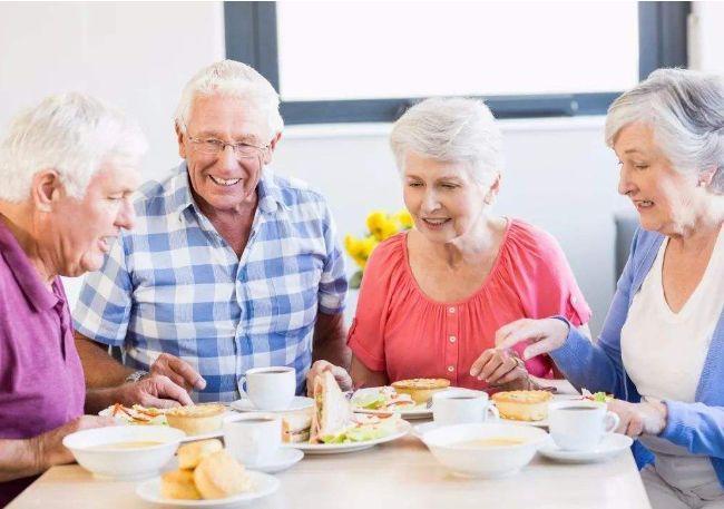 老人生活中养成的习惯