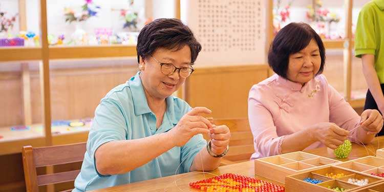 选择养老院养老有哪些好处