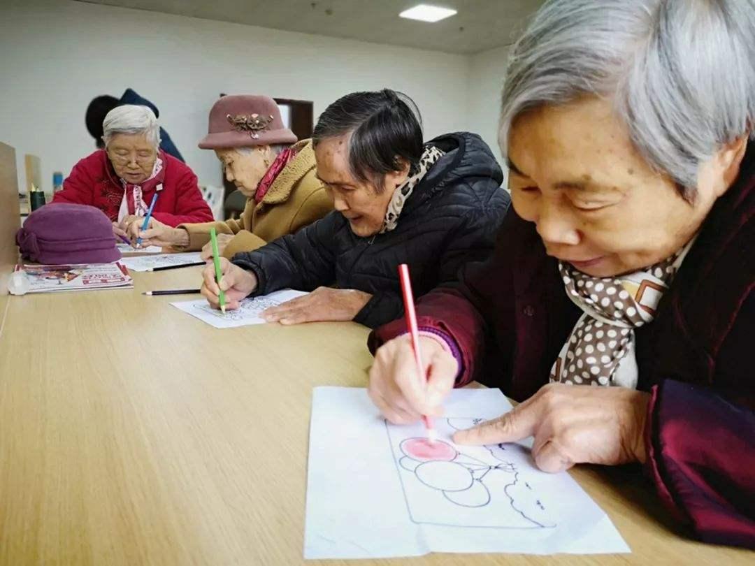 养老服务的发展背景与现状