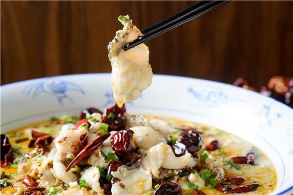 河南酸菜鱼加盟