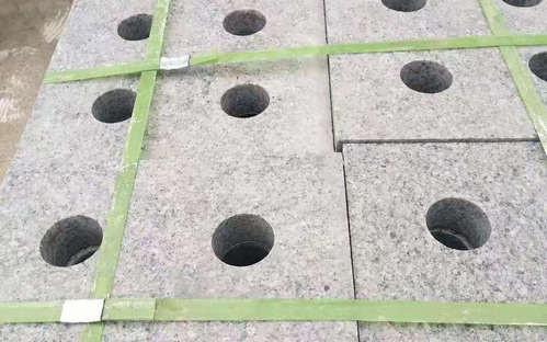 芝麻白石材出现裂纹应该怎么办?