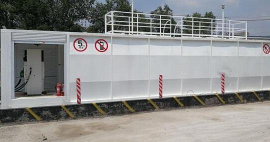 筑德石油分享:如何规范撬装式加油站的经营管理
