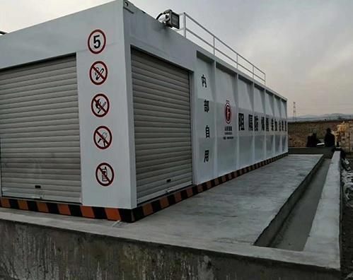 山西橇装式加油站是不是应用紧凑的储油设备