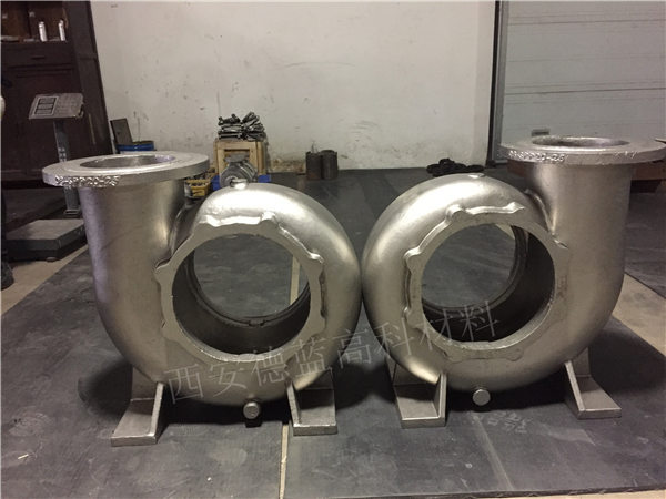 钛泵体铸造工艺的影响及注意事项