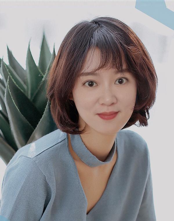 李冰欣老师-集影飞扬播音主持及编导教师