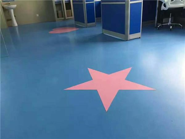榆林塑胶地板