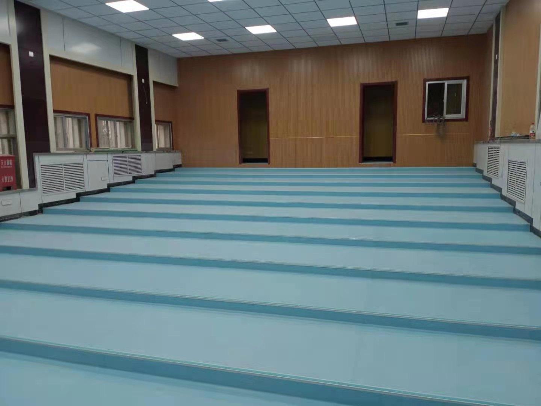 榆林市实验中学塑胶地板项目