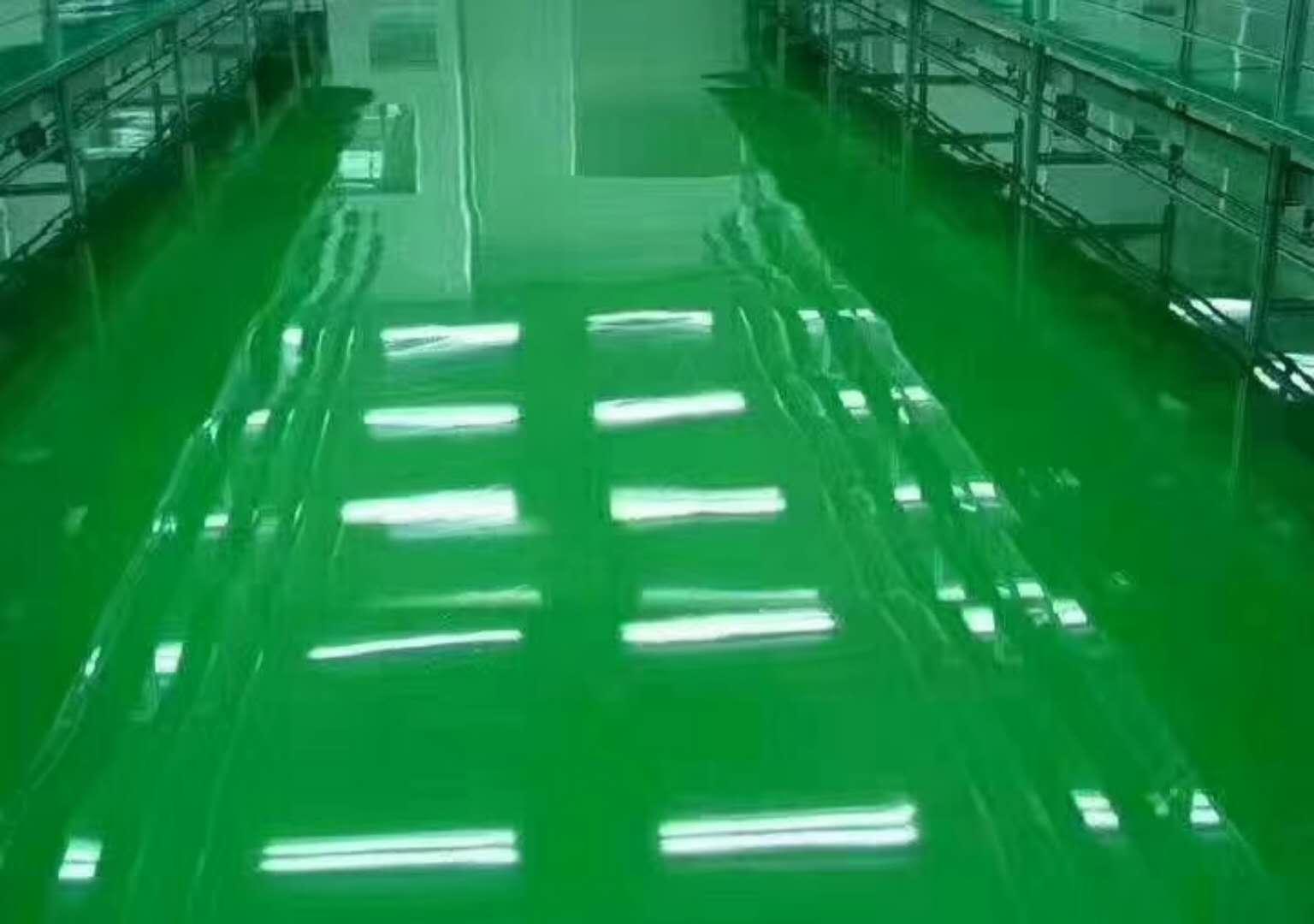 怎样才知道自己选择的是高品质的环氧地坪漆呢