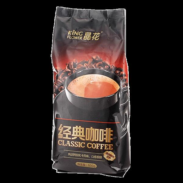 晶花经典咖啡800g*12包