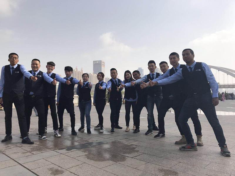 甘肃睿思特商贸团队