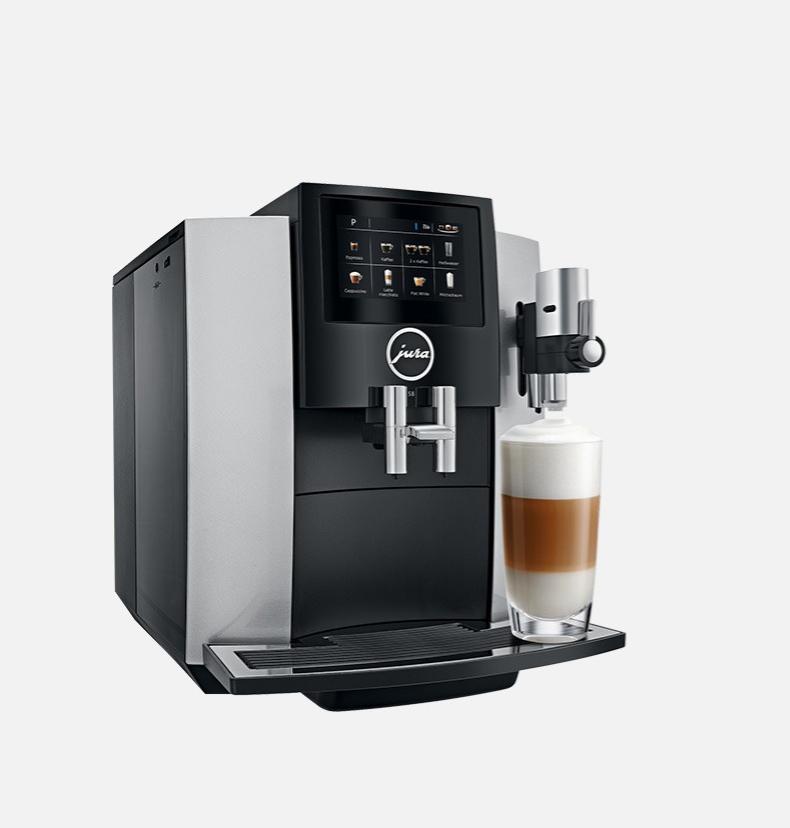 瑞士进口优瑞 全自动咖啡机