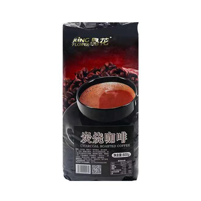 晶花炭烧咖啡800g*12包