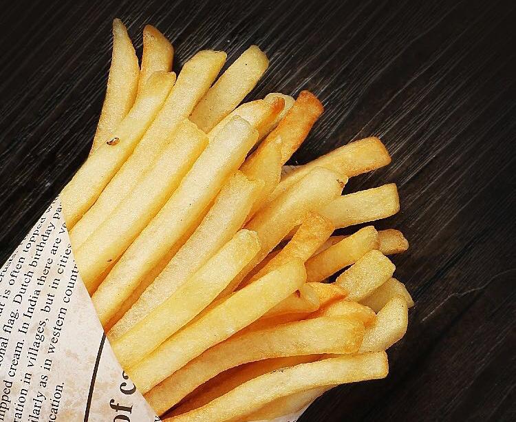 178铜牌薯条 2KG*6包