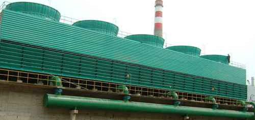 成都工业冷却塔的维修与保养介绍