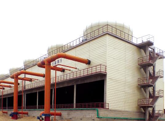 浅析四川工业冷却塔降温时应注意的几个方面
