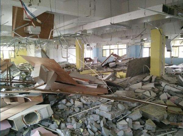室内拆除工程