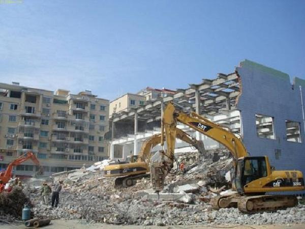 混凝土结构拆除切割施工注意事项