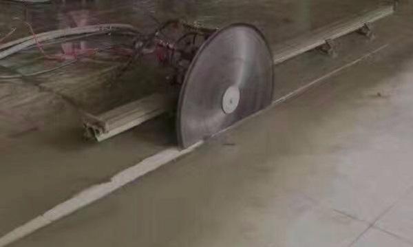 混凝土切割施工注意事项