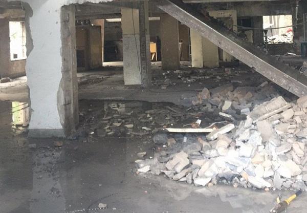 混凝土拆除施工