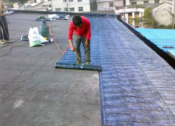 楼顶防水堵漏材料哪种好? 楼顶防水堵漏的好方法