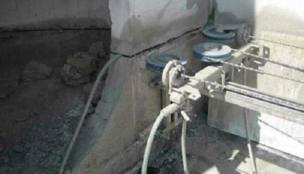 混凝土静力切割拆除施工方法的主要关键点是什么?