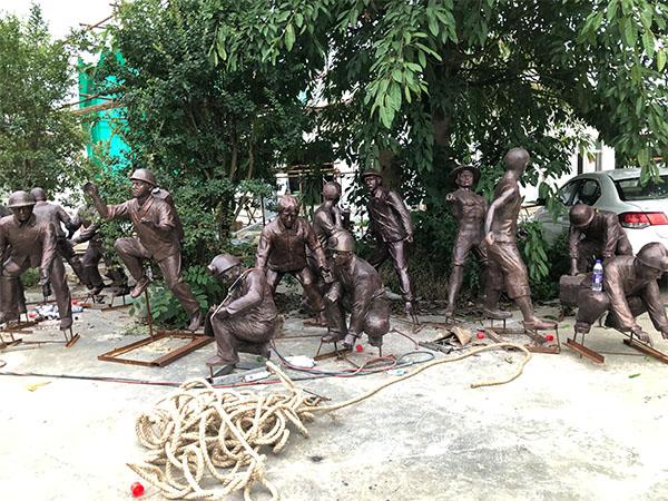 四川铸造铜雕