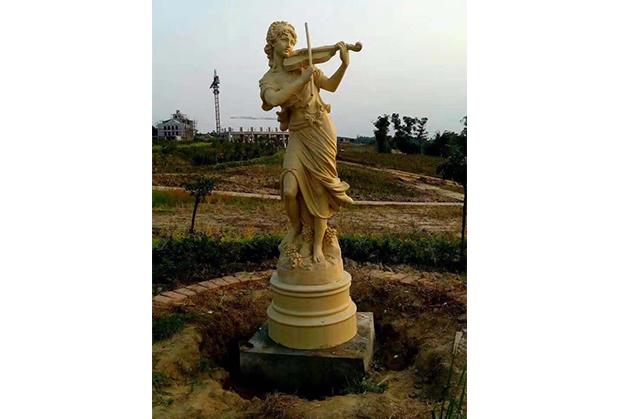 四川砂岩雕塑