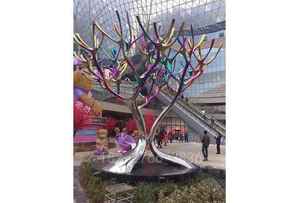 四川不锈钢雕塑设计