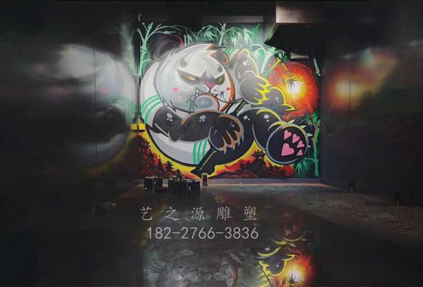 四川墙面彩绘