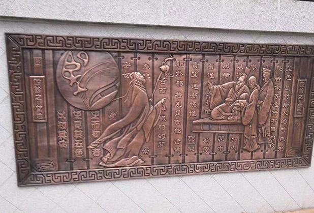 四川锻造铜雕制作