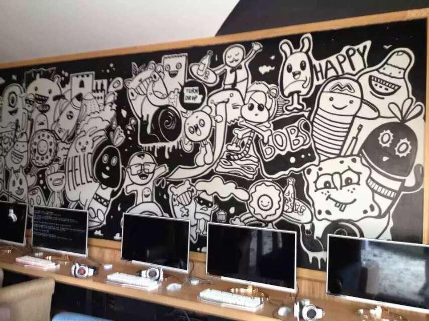 四川墙体彩绘悄悄告诉你如何自己DIY墙体彩绘