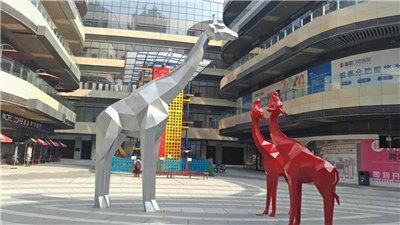 四川玻璃钢雕塑(1)